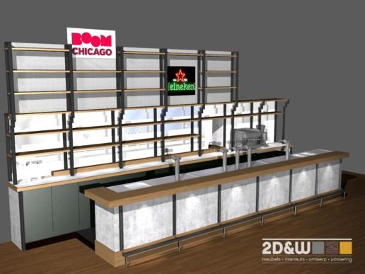 rendering render bar meubelmaker amsterdam cabinetmaker custom handmade furniture op maat gemaakt maatwerk meubels