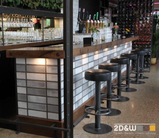 Bar meubelmaker amsterdam cabinetmaker custom handmade furniture op maat gemaakt maatwerk meubels