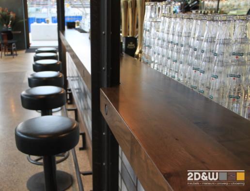 bar detail meubelmaker amsterdam cabinetmaker custom handmade furniture op maat gemaakt maatwerk meubels