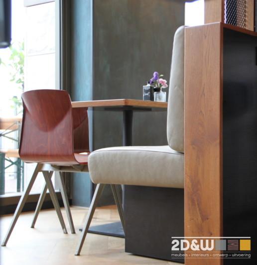 Banken detail meubelmaker amsterdam cabinetmaker custom handmade furniture op maat gemaakt maatwerk meubels