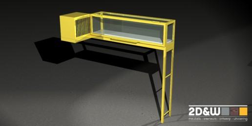 taart fitrinekast meubelmaker amsterdam cabinetmaker custom handmade furniture op maat gemaakt maatwerk meubels