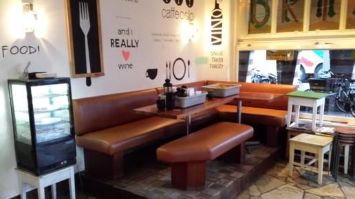 zithoek horeca rechten banken, meubelmaker amsterdam cabinetmaker custom furniture op maat gemaakt maatwerk meubels