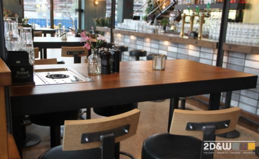 bar biertafels meubelmaker amsterdam cabinetmaker custom handmade furniture op maat gemaakt maatwerk meubels