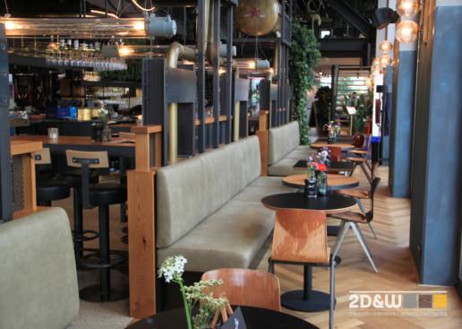 banken bar meubelmaker amsterdam cabinetmaker custom handmade furniture op maat gemaakt maatwerk meubels