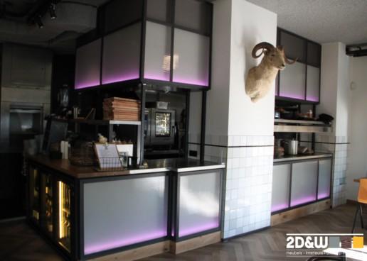 bar cafe keukenombouw meubelmaker amsterdam cabinetmaker custom handmade furniture op maat gemaakt maatwerk meubels