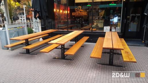 klaptafel cafe open meubelmaker amsterdam cabinetmaker custom handmade furniture op maat gemaakt maatwerk meubels