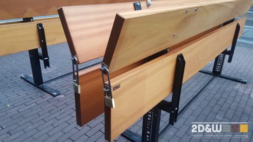 klaptafel cafe slot meubelmaker amsterdam cabinetmaker custom handmade furniture op maat gemaakt maatwerk meubels