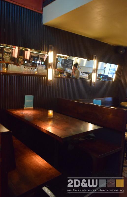 bar café zithoek meubelmaker amsterdam cabinetmaker custom handmade furniture op maat gemaakt maatwerk meubels