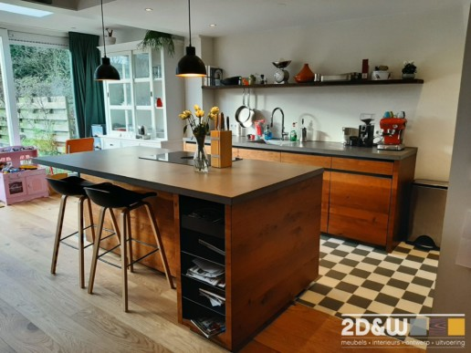 meubelmaker amsterdam cabinetmaker custom handmade furniture op maat gemaakt maatwerk meubels keuken eiken betonlook industriee